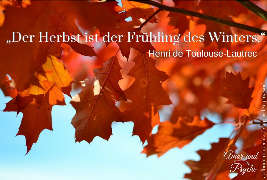 Der Herbst ist für viele die schönste Jahreszeit.